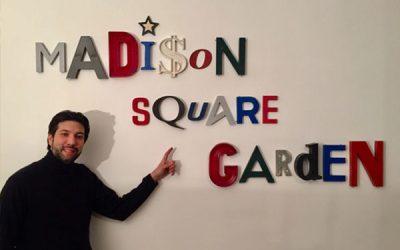 Earvin & Lew «Madison Square Garden»