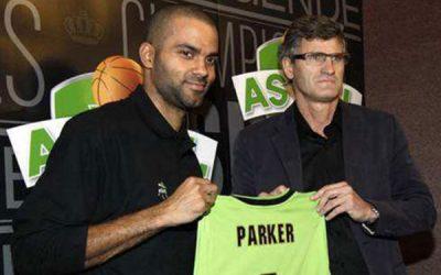 Le basket français espère rebondir avec Tony Parker