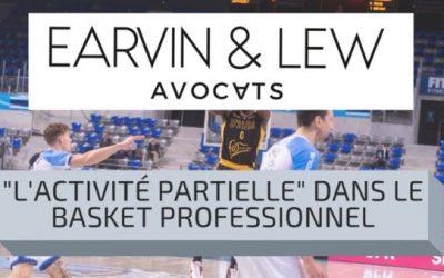 L'ACTIVITÉ PARTIELLE POUR LES CLUBS PROFESSIONNELS